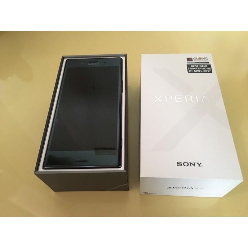 Sony Xperia XZ Premium 64GB 黑(二手機)