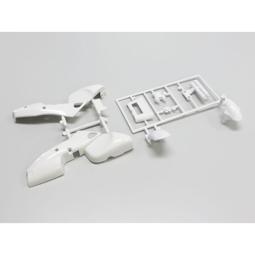 京商KYOSHO 1/8遙控摩托車/機車 Tank & Rear Cowl Set(NSR500.GPB104)