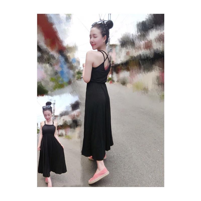 ❤美背棉質洋裝❤