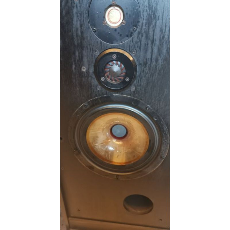 新春賀喜請把握來對秒殺價黑色Spendor SP1 英國制喇叭來對秒殺價 英國制喇叭經典優於BC-1箱體單體無傷