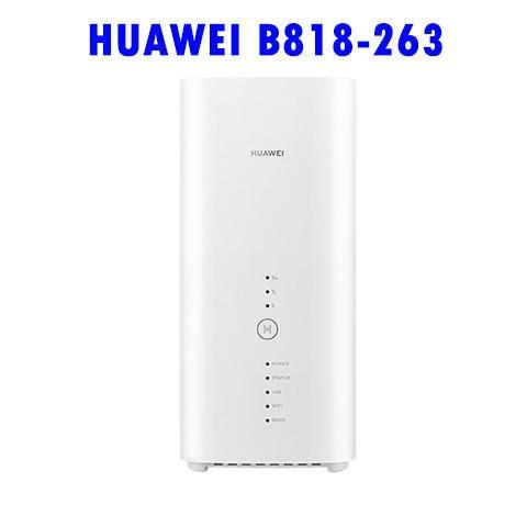 【附發票4CA全頻】華為 B818-263 4G SIM卡雙頻 2.4G+5G WiFi分享器無線網卡路由器B715