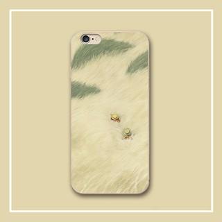 可愛的卡通龍貓搞笑女孩外殼 Iphone 5 5s Xr 12 Mini 11 Pro Xs Max X 8 7 6 6