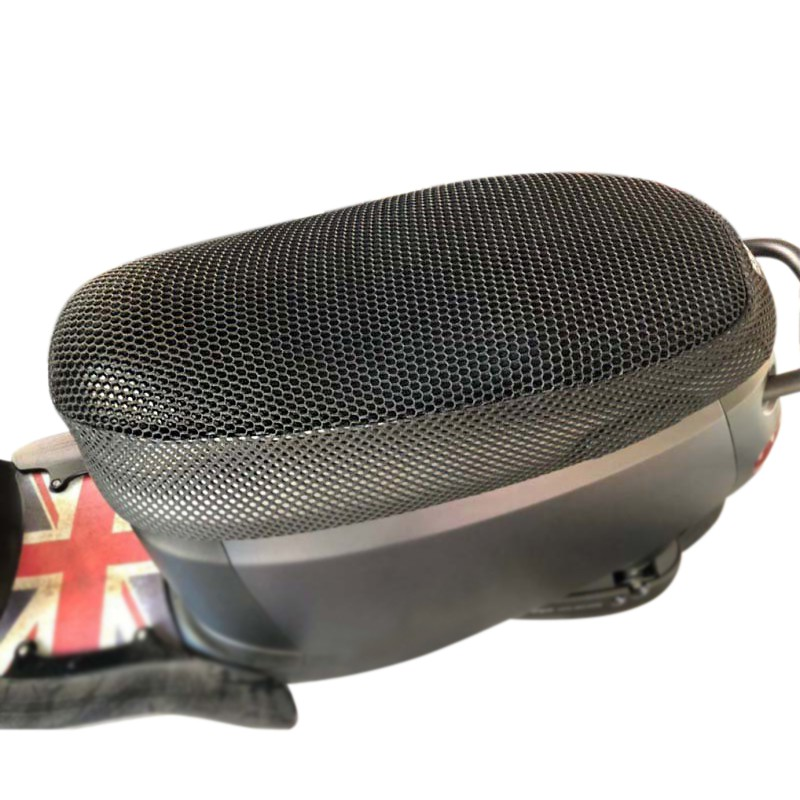 Gogoro 機車隔熱坐墊套 黑色 VIVAMIX G1 G2 AI1/3 VIVA Ur1 座墊套 防塵套 全網 透氣