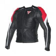 MOCOME  Dainese Sport Guard - 黑红 七件式 戰甲 前護胸 後護背 龜甲 護具 護具衣