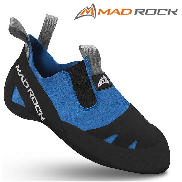 Madrock 攀岩鞋 Remora 藍色 /攀岩/抱石