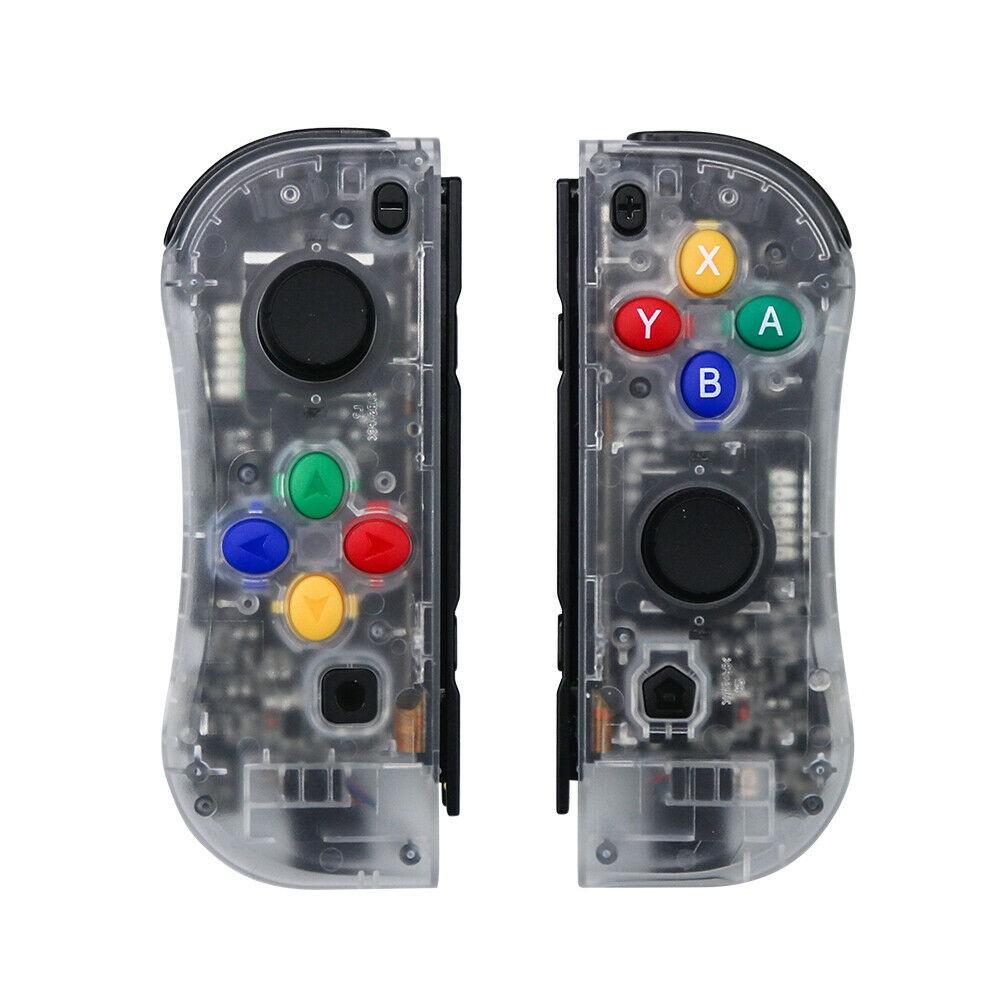 Nintendo Switch 副廠 Joy-Con 左右手控制器 雙手把 【六軸 體感 震動】台中星光電玩