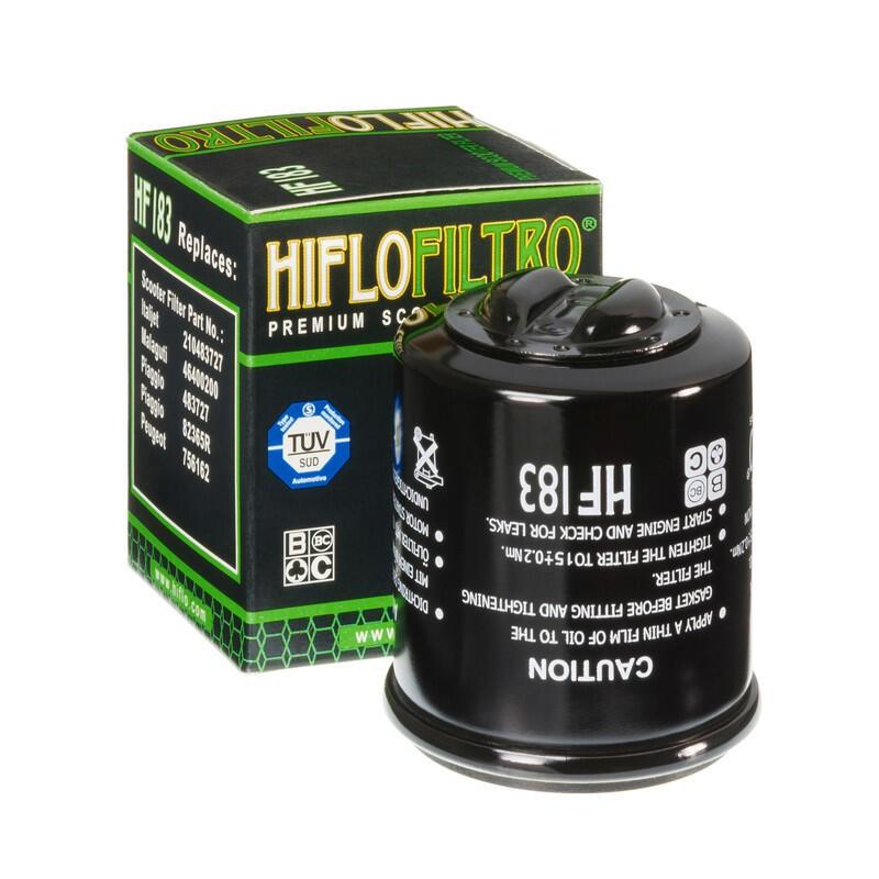 [小小搬運工] HiFlo HF183 機油濾芯 Vespa Sprint 125/150
