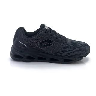25.5號26號 現貨即出 LOTTO 樂得 男鞋 風動跑鞋 慢跑鞋 運動鞋 輕量 LT8AMR8060 全黑 黑色 台北市