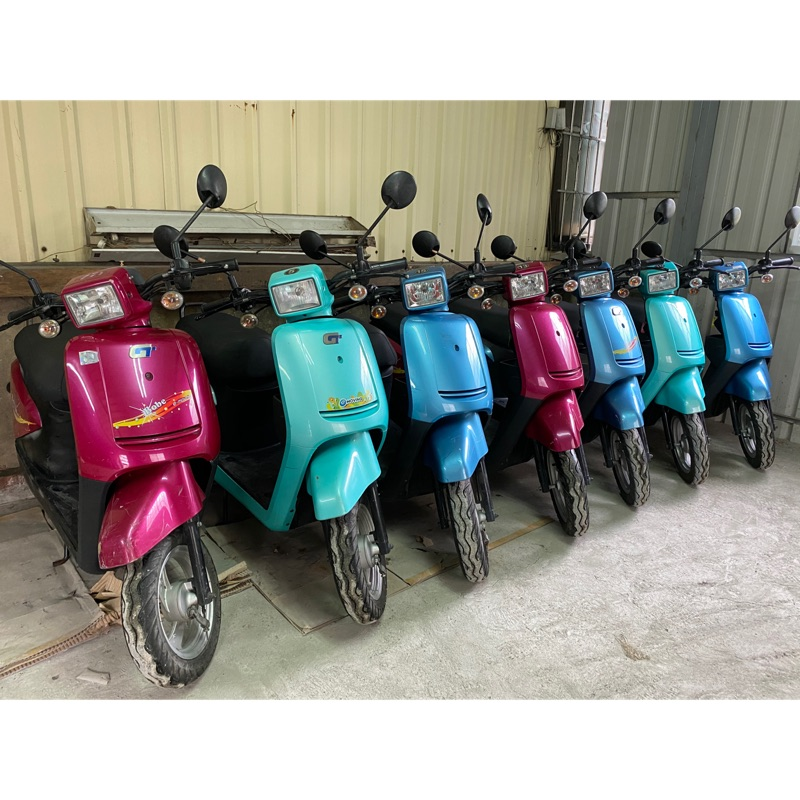 中華電動車Bobe,鋰電池*2(em-25保庇 電動自行車emoving) 《原廠中古車釋出》外型完整.功能正常便宜賣