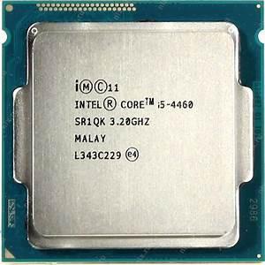 i5-4460 cpu  1150腳位 四核心 優惠價1400元