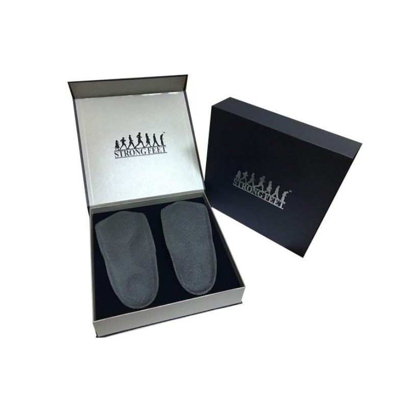 [能量鞋墊] 足寶遠紅外線能量鞋墊組(一盒一雙/組)