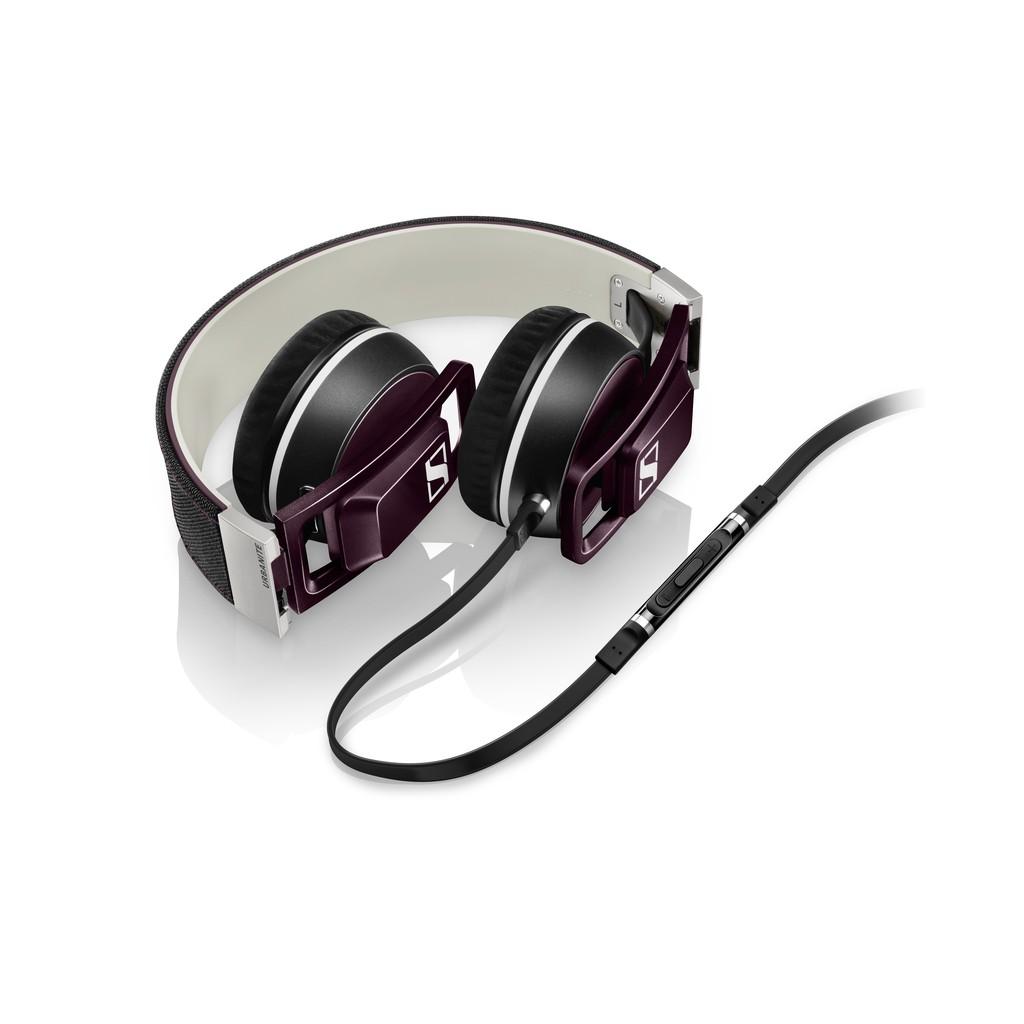 【免運】 宙宣公司貨保2年 Sennheiser URBANITE 線控重低音耳罩耳機 禾豐音響
