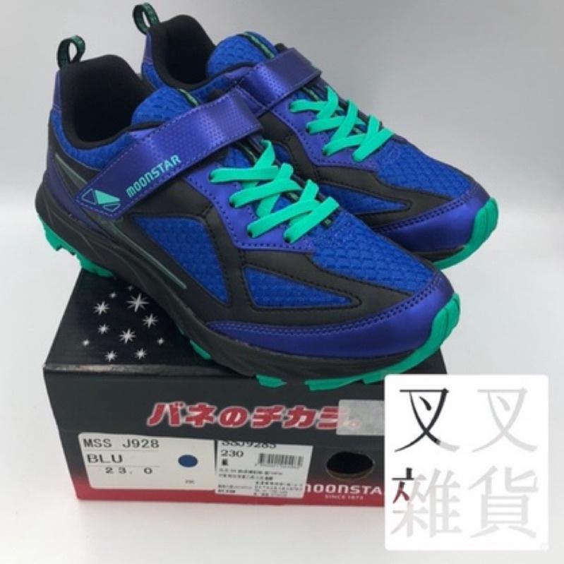 ✨《叉叉雜貨》✨ 🇯🇵MOONSTAR 月星童鞋 兒童布鞋 兒童運動鞋 學步鞋 童鞋 兒童矯正鞋 SSJ9285