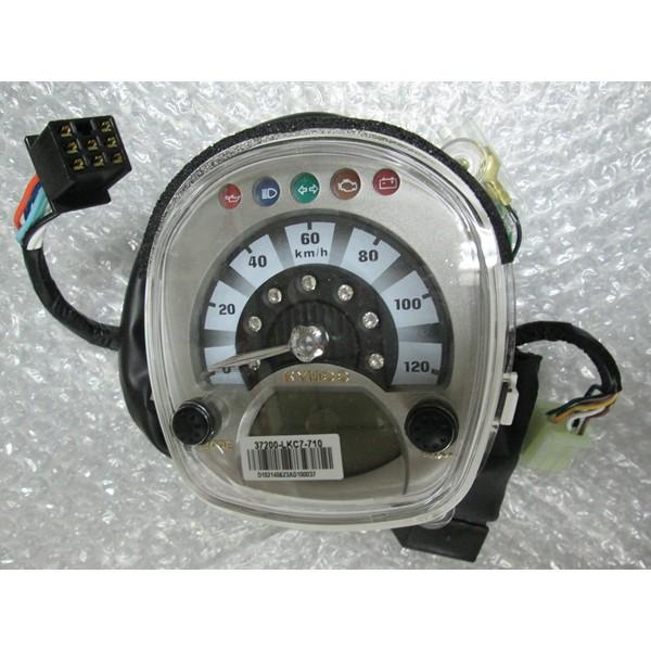 《光陽原廠》MANY110 水鑽 速度儀錶組 儀表板 儀錶 速度表組 37200 LKC7 710 液晶錶 里程錶