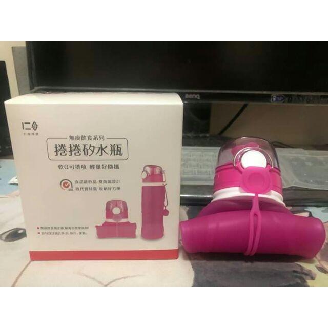 華南金股東會紀念品 捲捲矽水瓶
