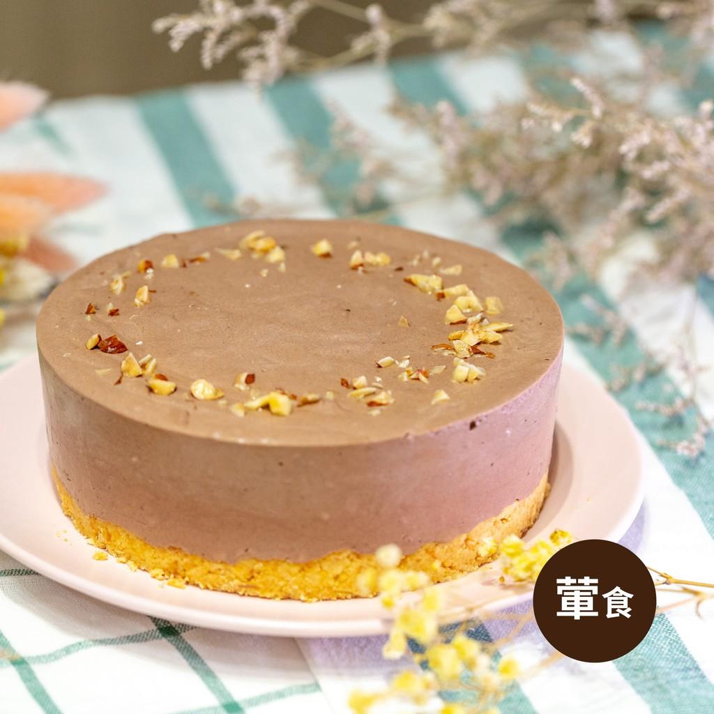 【甜野新星】生酮無麩 - 巧克力生乳酪(6吋/9吋)