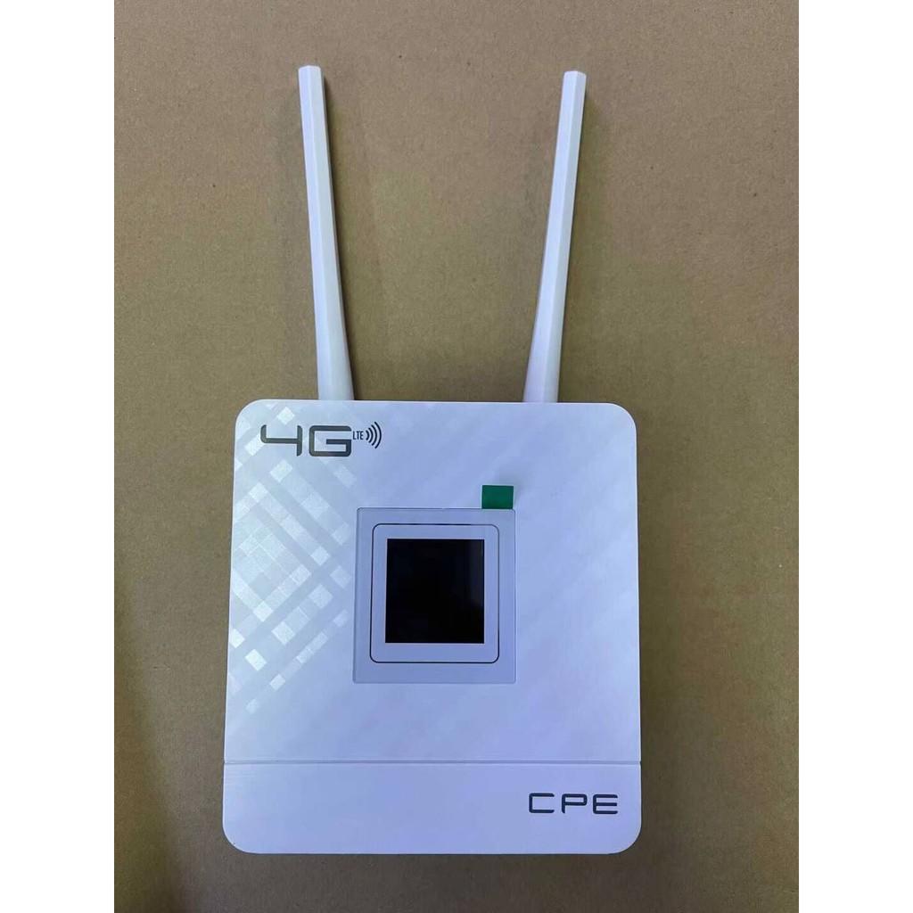 台灣出貨 4G LTE CPE Wireless Router路由器移動聯通電信4G自帶天線外貿款
