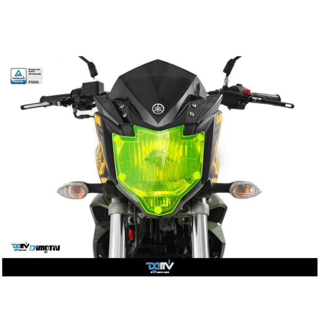 【93 MOTO】 DIMOTIV YAMAHA FZS-150 FZS 150 18 大燈護片 大燈護鏡 DMV