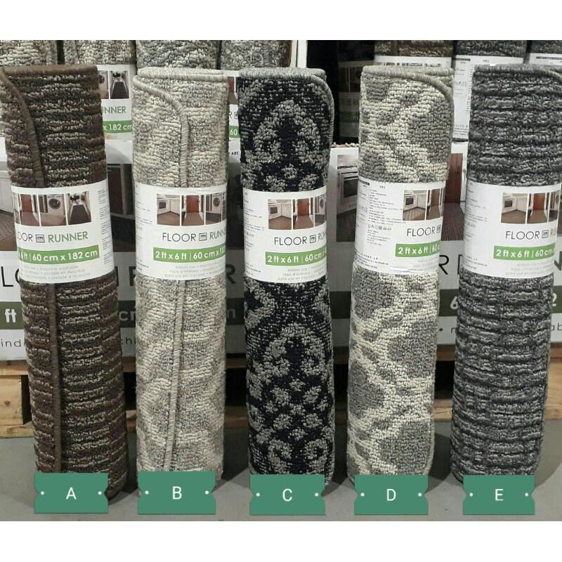 【漫時光】Multy Home 加拿大製防滑長型地毯 60*182cm 防滑地毯 地墊 / COSTCO 好市多代購
