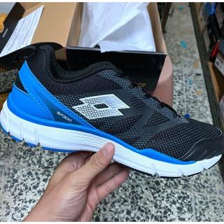 26號 現貨即出 LOTTO 樂得 男鞋 SP300極速跑鞋 慢跑鞋 運動鞋 跑鞋 LT8AMR7066 黑藍 台北市