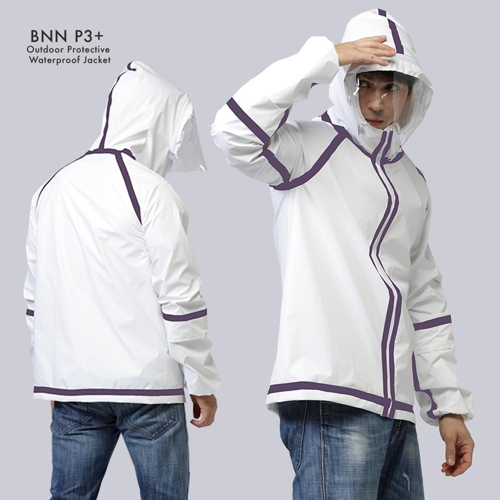 BNN P3+ 機能防護衣夾克 I 限量版 Grape紫