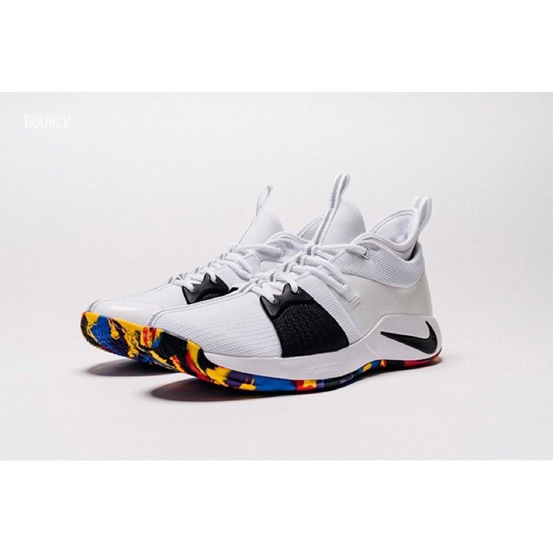 Nike PG2 NCAA配色2手