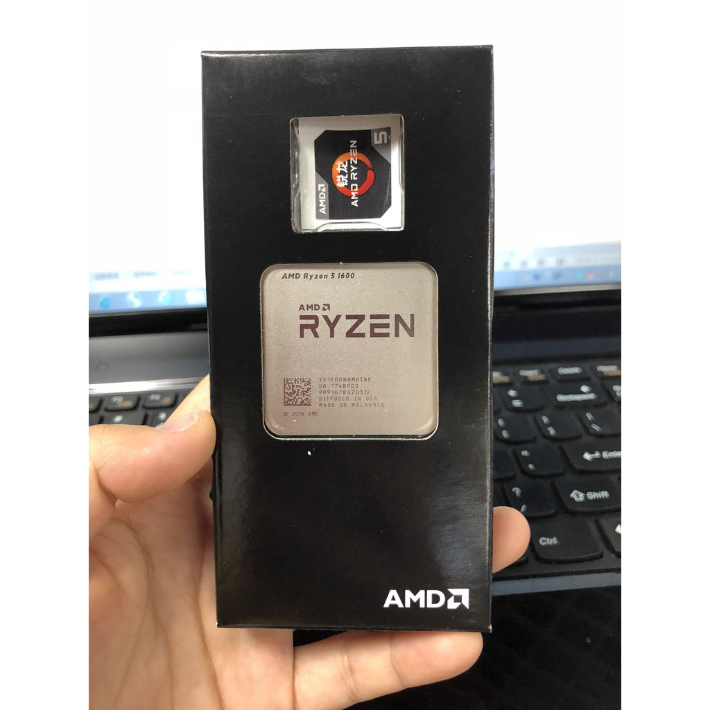 Amd Ryzen New R3 1200 R5 1500 1500x 1400 2600 1700 1600 X Am