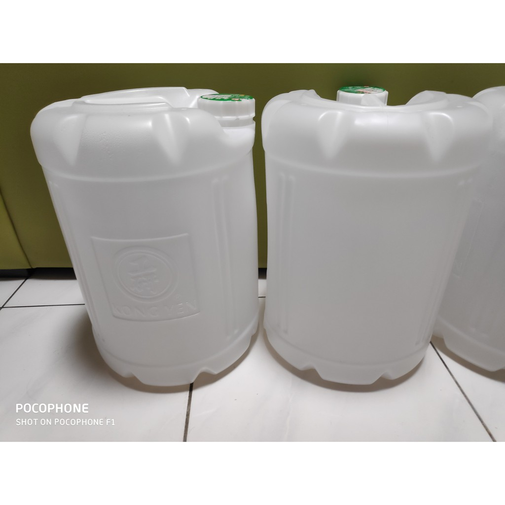 20L 水桶 工研醋桶 塑膠桶 儲水桶
