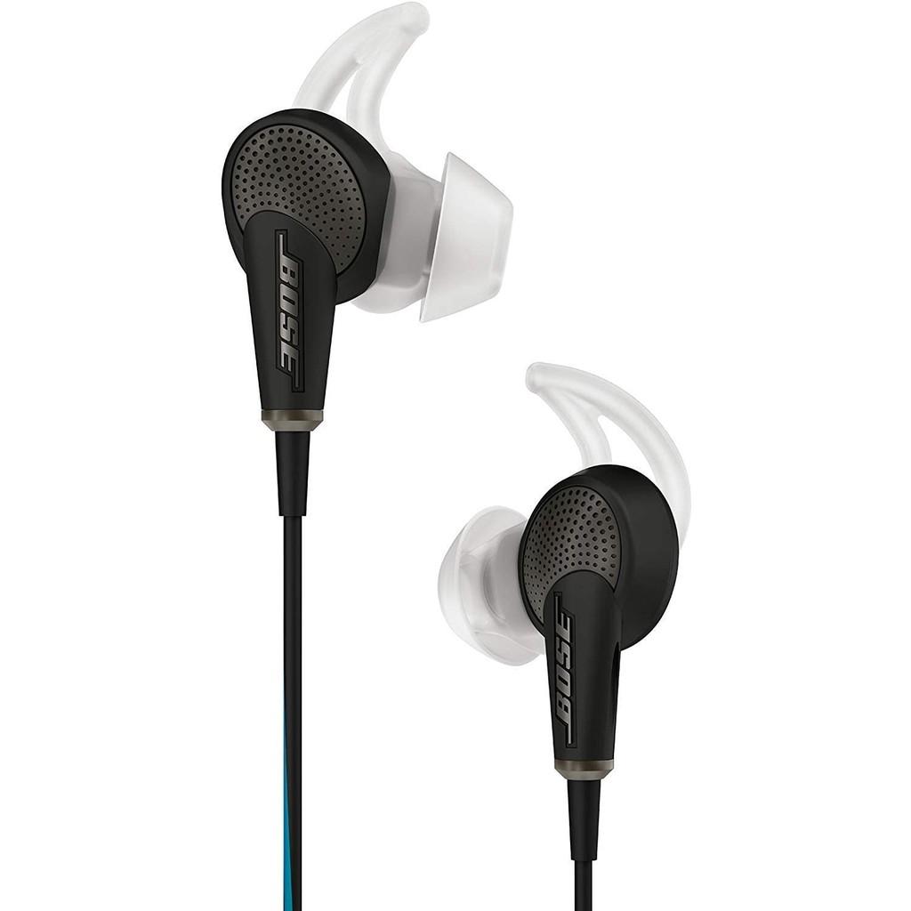 【非假品賣場】全新未拆封原廠BOSE QuietComfort® 20 主動式消噪耳機 — Bose QC20