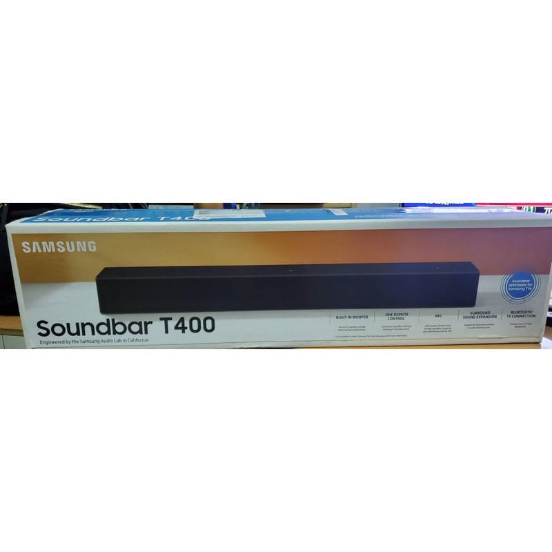 全新Samsung soundbar T400