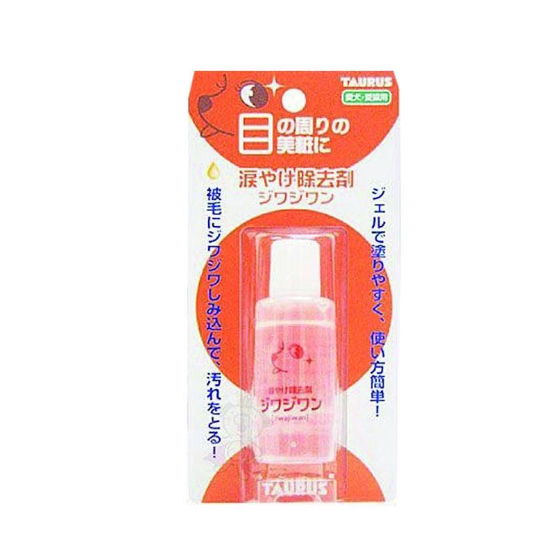 日本 金牛座 - 滲透型清眼液 犬貓用 25ML-清潔犬貓淚痕『WANG』
