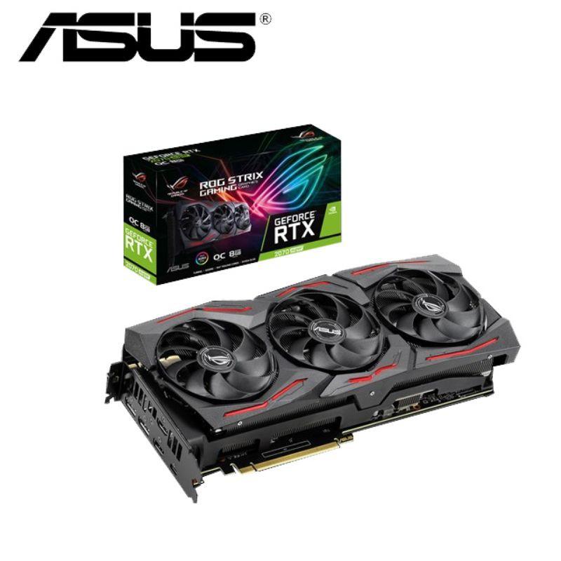 華碩ASUS ROG Strix GeForce RTX 2070 SUPER O8G Gaming 顯示卡