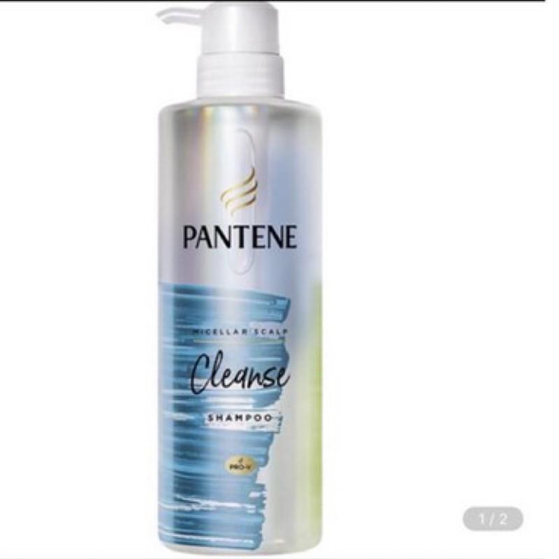PANTENE潘婷  淨化極潤系列 洗髮露/ 500ml