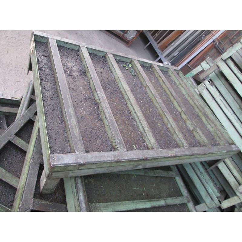 [龍宗清] 鐵棧板架 (15111702-0020) 耐重鐵棧板 鐵製棧板 中古鐵棧板 二手鐵棧板 置物鐵板架 置物架
