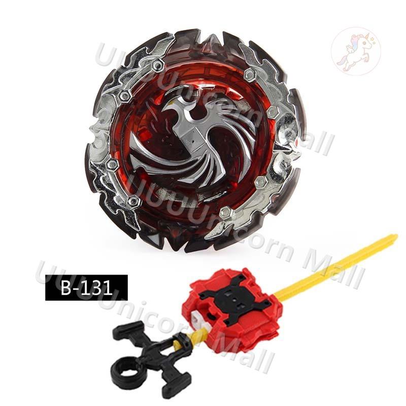 死亡鳳凰 B131爆裂陀螺 盒裝爆旋陀螺玩具 Dead Phoenix SUPER Z 附雙向拉尺發射器嘉嘉精品店