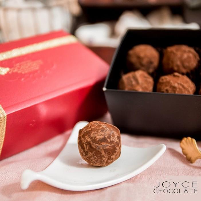 Joyce Chocolate 可可松露禮盒 (8入/盒)
