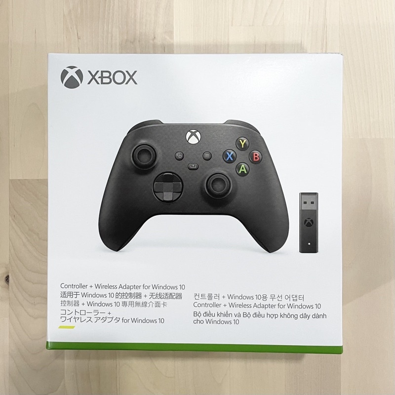 #現貨 台北 Xbox Series X|S 手把 無線控制器 + 無線轉接器 USB-C PC 手機 白色