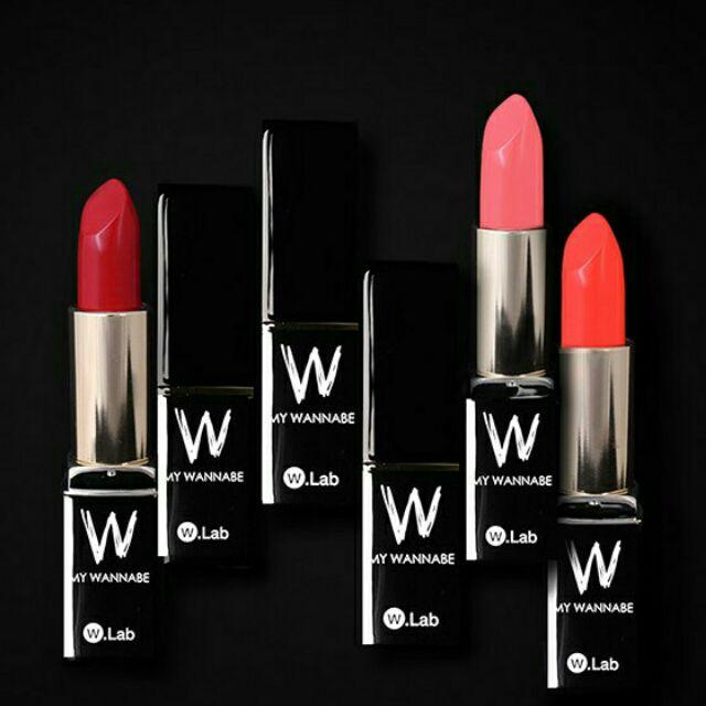 韓國 w.lab 小姐好色唇膏 my wanna be lipstick