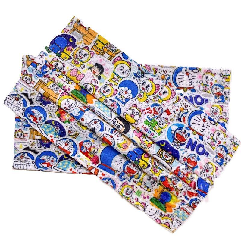 哆啦A夢口罩 小叮噹口罩 日本風口罩 卡通口罩 非醫療