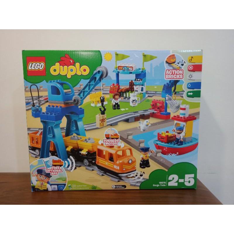 好市多 樂高LEGO 10875 Duplo 得寶系列 - 貨運列車