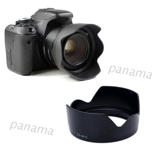 CANON Nama Es-68 Ii 卡口安裝遮光罩,  用於佳能 Ef 50mm F /  1.8 Stm 鏡頭花瓣