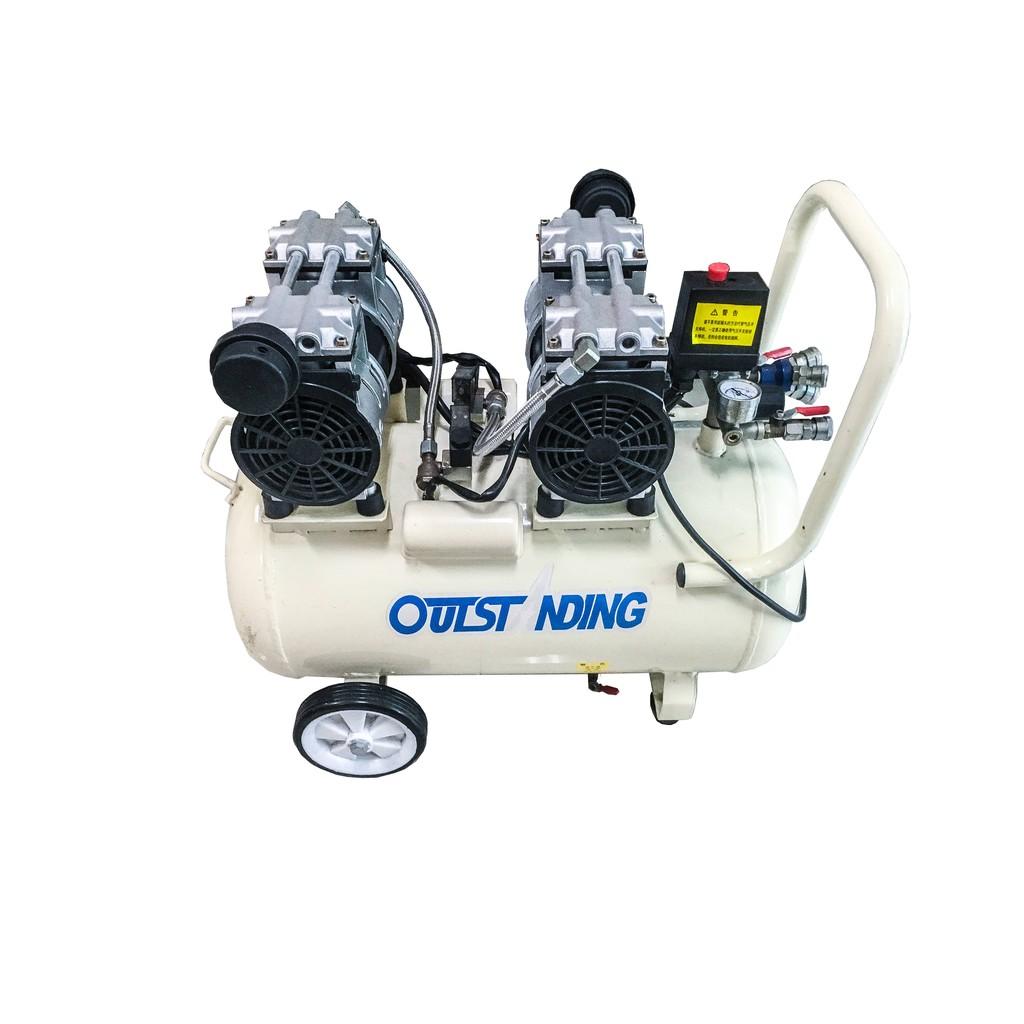 新式無油靜音空壓機2HP 氣動工具 氣槍 風槍 風管 充氣 空壓機 噴漆槍 汽車美容設備 捲管器 洗車 自助洗車