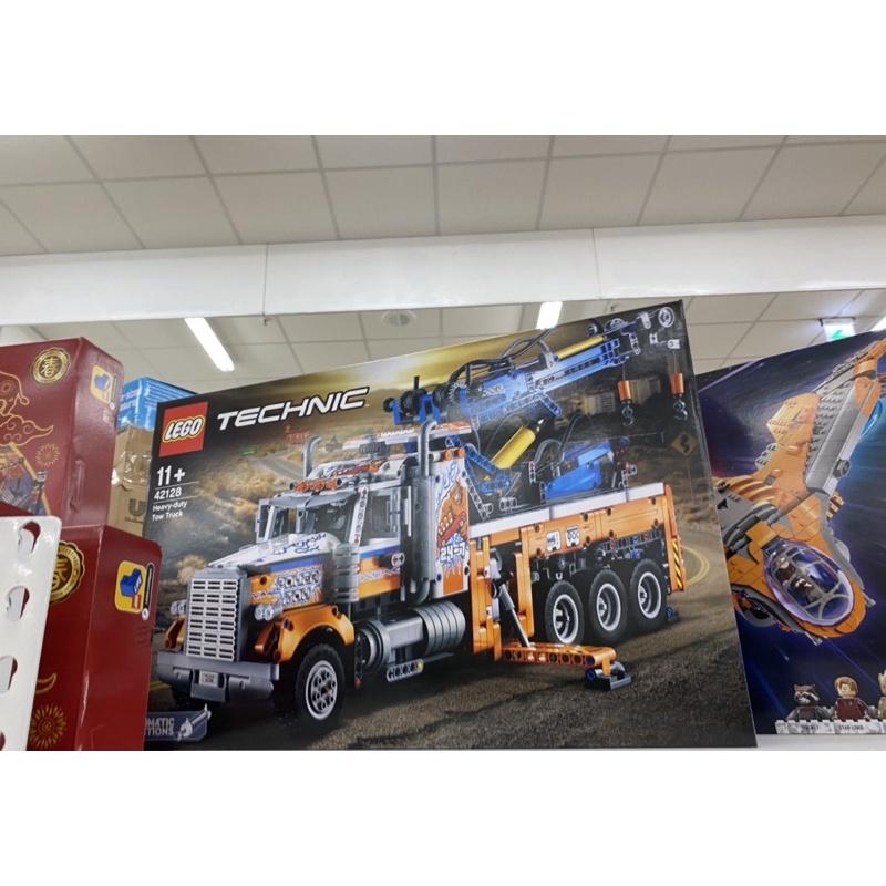 樂高 LEGO 42128 科技系列 重型拖吊車