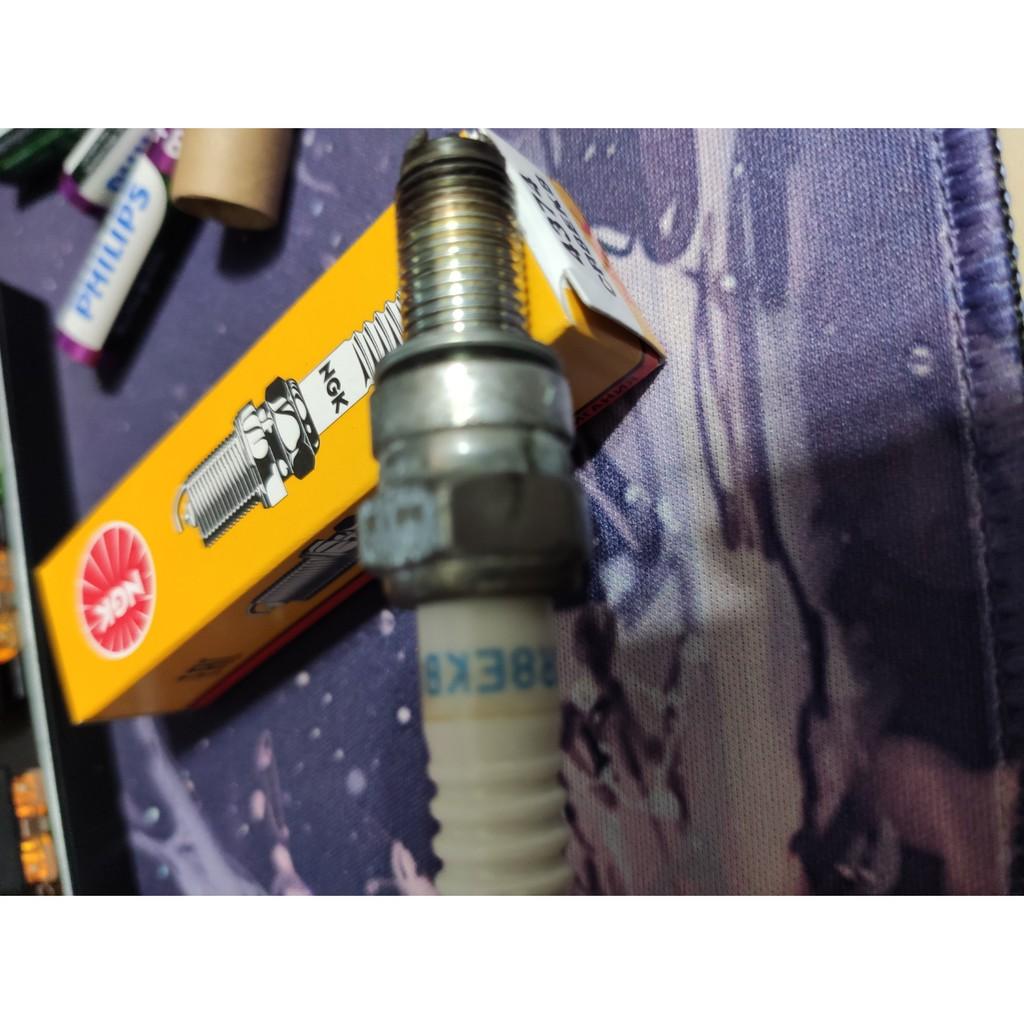 [二手良品] VESPA GTS300原廠火星塞  NGK CR8EKB (雙爪)
