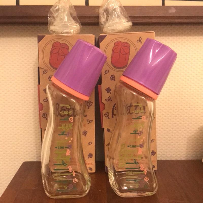 日本Dr. Betta防脹氣奶瓶 Brain GF4-150ml (耐熱