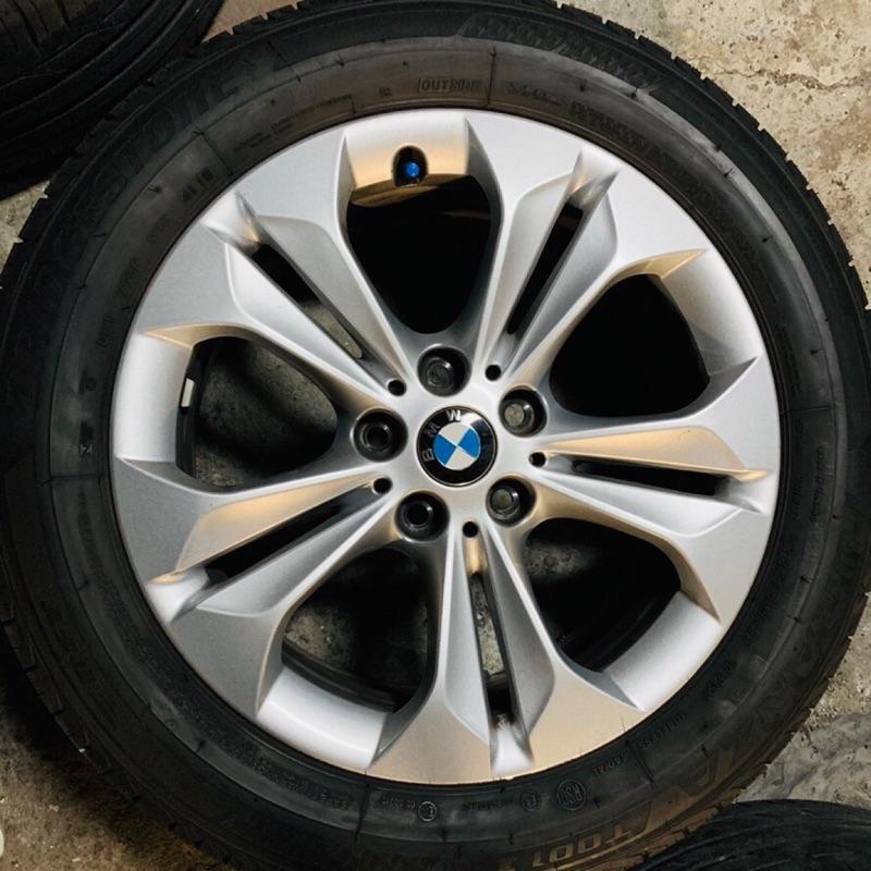 BMW 17吋 原廠鋁圈含胎(5/112) F48/F45/F46可裝