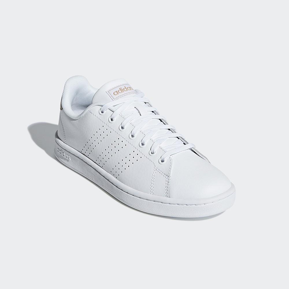 adidas ADVANTAGE 跑鞋 女 F36223