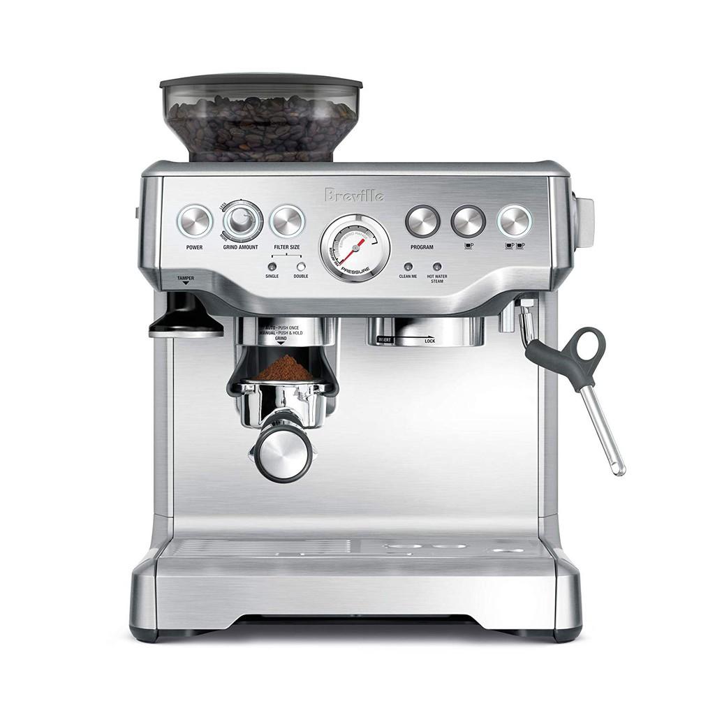 【Sunny Buy】◎預購缺貨◎ Breville BES870XL 義式 半自動 咖啡機 銀色 紅色