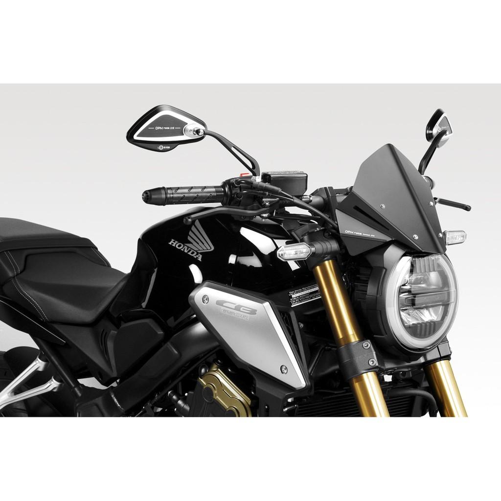 【MotoLAB】 [預購]Honda 2019 CB650R 義大利Dpm 鋁質風鏡 引擎保桿 後視鏡 短牌架