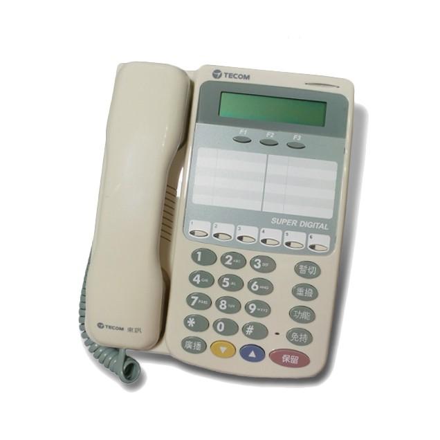 C519 東訊 SD616A 1總機+4分機 電話總機 數位分機 SD7706E DX9906 DX616A